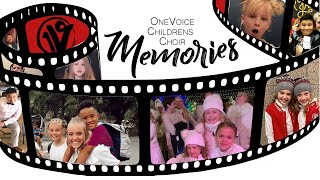 Maroon 5 Memories One Voice Children s Choir