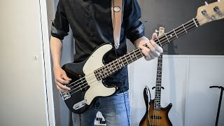 Green Day   Basket Case Bass cover  Fender Mike Dirnt P bass