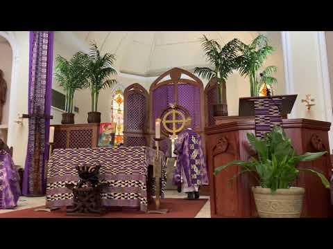 St Peter Claver Mass 10/22