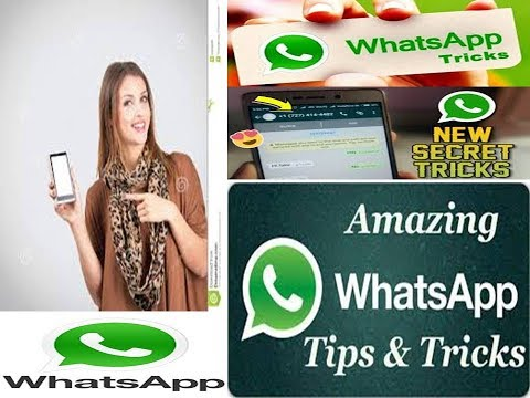 whatsapp cool tricks |whatsapp features you didn't know in hindi | hidden whatsapp features