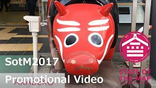 SotM2017 Aizu Promotional Video thumbnail