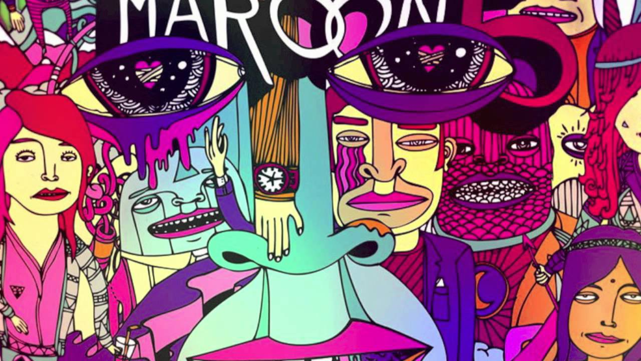 maroon 5 album songs download