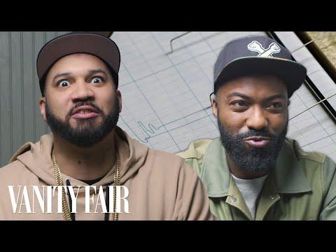 Brooklyn - Desus and Mero Take a Lie Detector Test | Vanity Fair