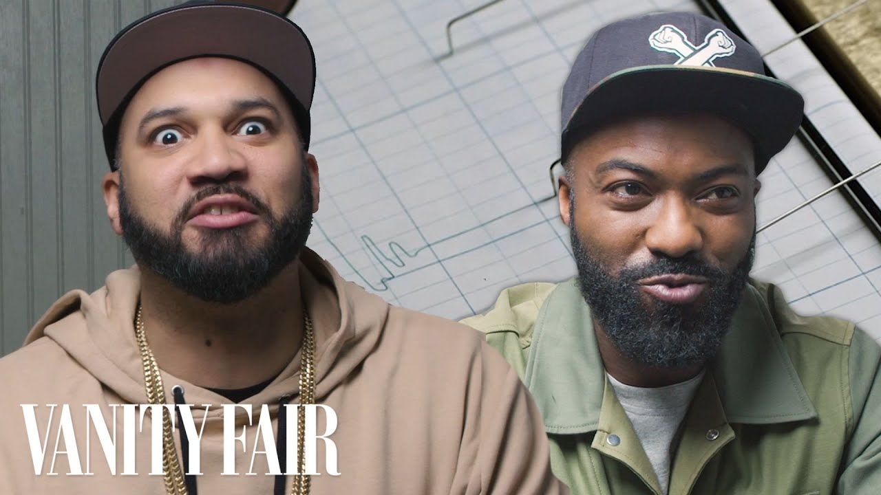 Desus and Mero Take a Lie Detector Test
