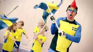 När vi sätter den i mål - NANDO - Inofficiell Sverige VM-låt