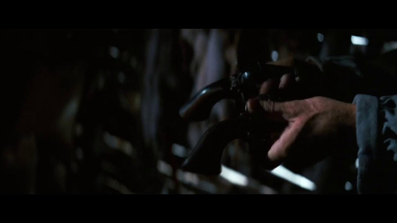 Josey Wales - Pistol Reverse ( In Slow Motion )