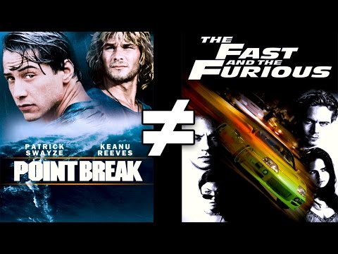 24 Reasons Point Break & The Fast and the Furious Are Different