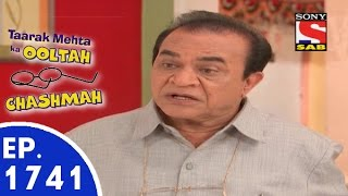 connectYoutube - Taarak Mehta Ka Ooltah Chashmah - तारक मेहता - Episode 1741 - 18th August, 2015