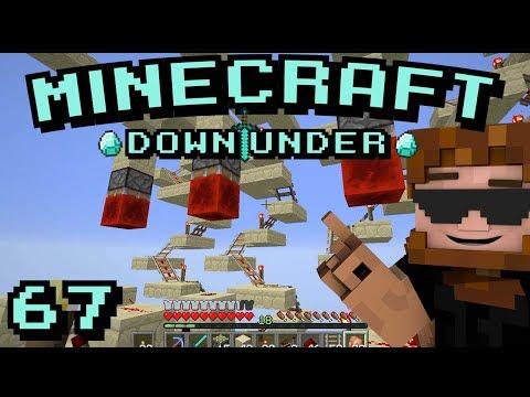 Minecraft Down Under   S2   Episode 67   Space Utilization