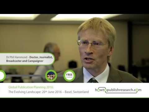 Global Publication Planning 2016 - Basel Switzerland