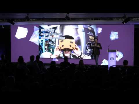 VR World Congress 2017: Paul Mowbray, NSC Creative - 360° Video Distribution Challenges