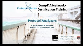 An overview of Protocol Analyzers - CompTIA Network+ N10-005: 4.2