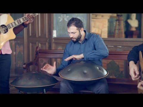"""""""Aurore"""" handpan music with YATAL"""