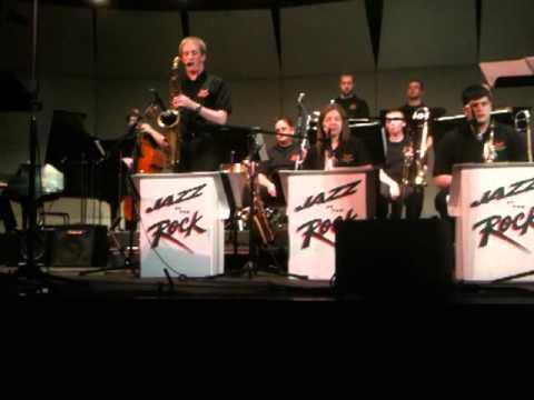 Slippery Rock University Jazz Ensemble- Nasty Dance