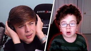 Wenn Kinder ASMR Videos machen...