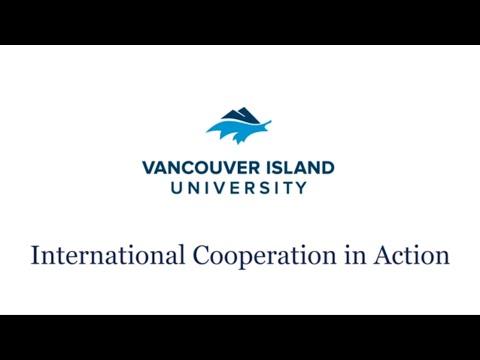 International Cooperation at VIU