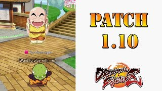Dragon Ball FighterZ - New patch focused on bug fixes released