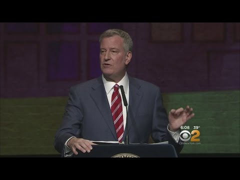 State Of The City Speech Avoids Tough Topics