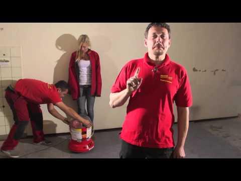 Video Der Sprühsauger - Rentas Werkzeugvermietung