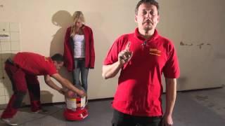 Der Sprühsauger - Rentas Werkzeugvermietung