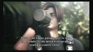 Resident Evil : The Darkside Chronicles - Operación Javier 1 (1/3)