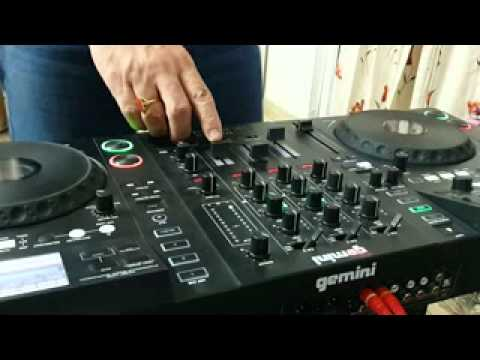 Learning DJ Mixing - Hindi remix CDMP-7000 - YouTube