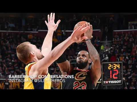 LeBron James  carries Cavs past Pacer n Gm7!40 pts 3 gms this series!