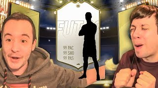 OMG I PACKED AN ICON IN A 7.5K PACK!!! - FIFA 19 ULTIMATE TEAM PACK OPENING