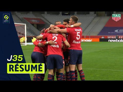 Résumé 35ème journée - Ligue 1 Uber Eats / 2020-2021