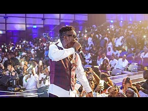 Shatta Wale - Saves 4syte Music Video Awards 2016 | Ghana Music