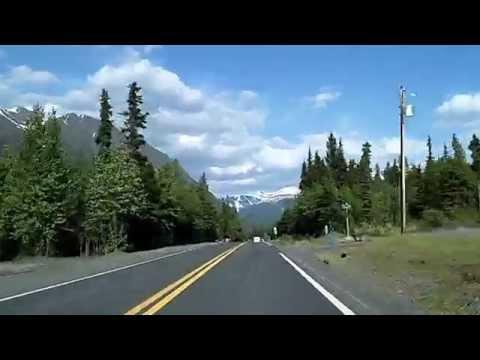 Soldotna to the Mountains: Kenai Peninsula, Sterling Highway Alaska