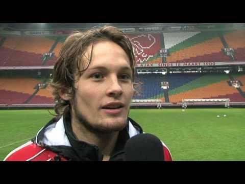 Daley Blind wil bij Ajax blijven