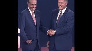 Road to the White House Rewind Preview: 1996 Presidential Debate