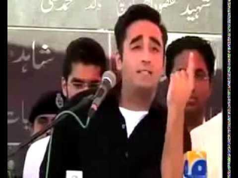 Hilarious parody of Bilawal Bhutto Zardari    Buhat Nazuk Surt e Haal Hai