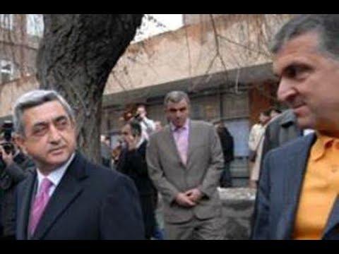 Քննչական կոմիտեն տեսանյութ է հրապարակել Սերժ Սարգսյանի մտերիմին պատկանող ակումբի խուզարկությունից
