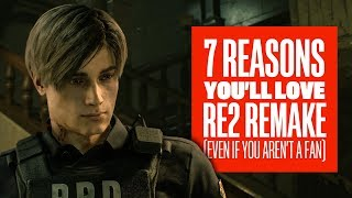 7 Reasons You'll Love The Resident Evil 2 Remake (Even if You Aren't A Fan)