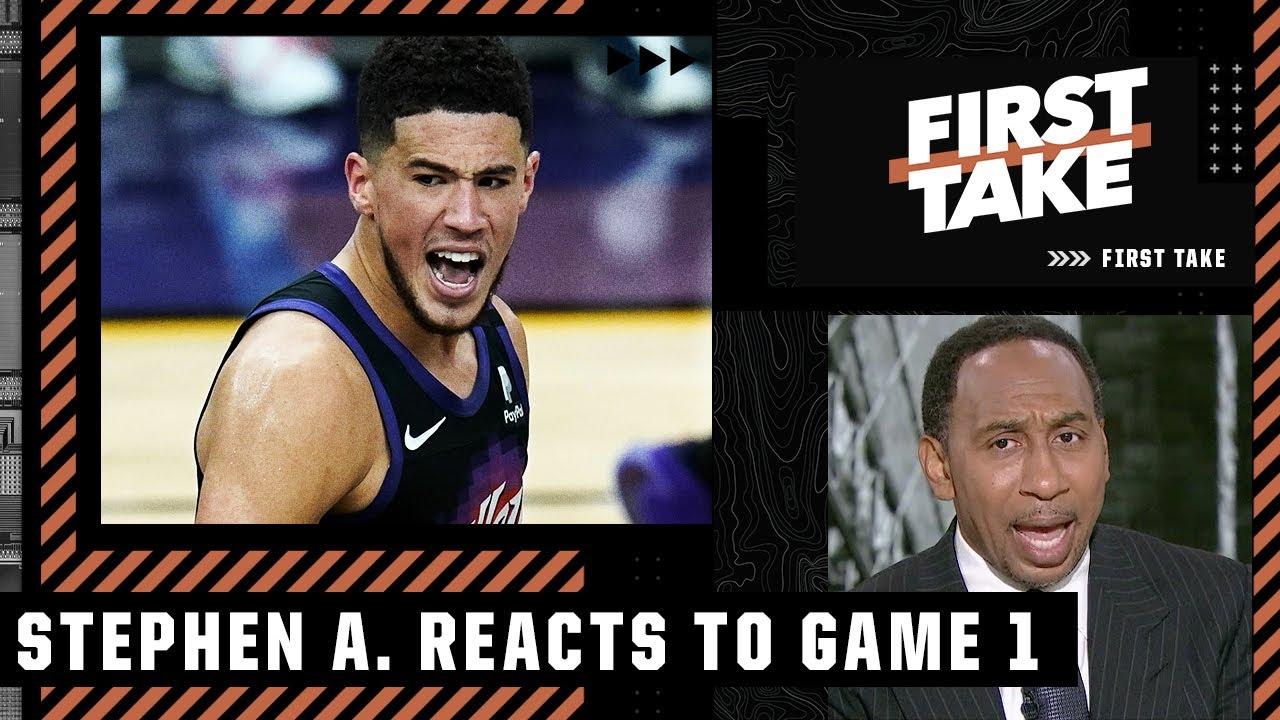 'Next Kobe Bryant': ESPN's Stephen A. Smith gives Devin Booker ...