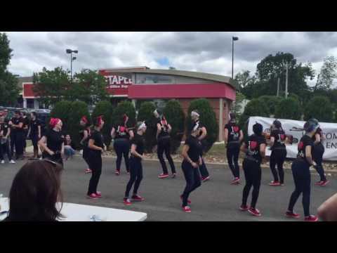 Texas Roadhouse Worcester Line Dance Redneck Woman 2016
