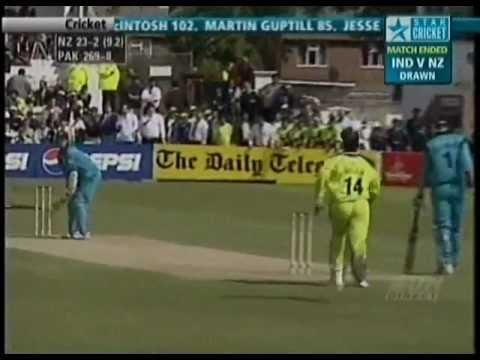**Rare** Pakistan vs New Zealand World Cup 1999 Group Match HQ  Highlights