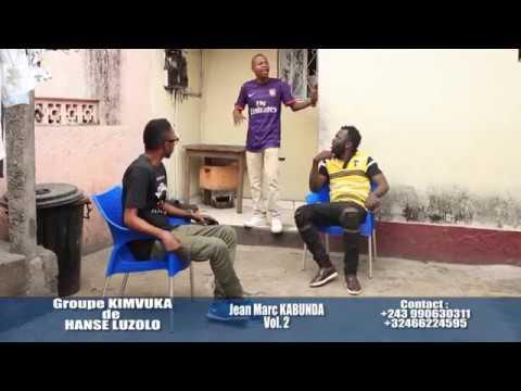 JM Kabunda 2 ep Groupe Kinvuka de Hanse Luzolo nouveauté