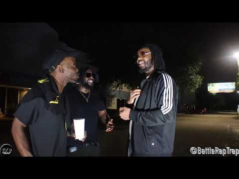 Calicoe Talks ALOT Of Stuff | FULL INTERVIEW | Battle Rap Trap Clipz