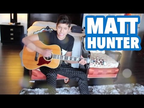 Matt Hunter | Mi Señorita (Live Acoustic)