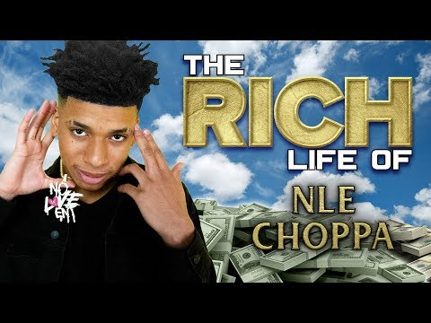 NLE Choppa  The Rich Life  Net Worth 2019 Forbes  Car House Chains & More