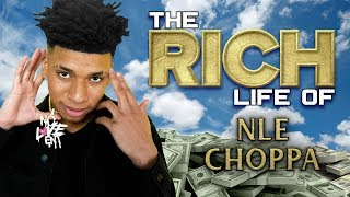 NLE Choppa | The Rich Life | Net Worth 2019 Forbes ( Car, House, Chains & More )