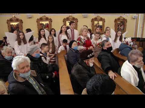 """XII міжнародний фестиваль """"Коляда на Майзлях"""". 08-01-2021"""