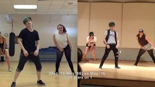 transition timeline (ftm) - but DANCE version
