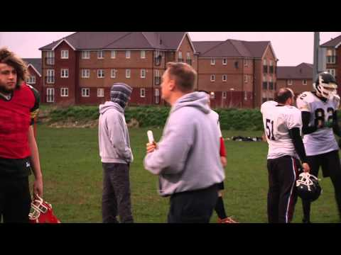 The Growth of American Football in the UK