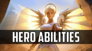 Video Overwatch: All Hero Abilities Compilation  |  25 Heroes Keybinds HD download MP3, 3GP, MP4, WEBM, AVI, FLV Juni 2018