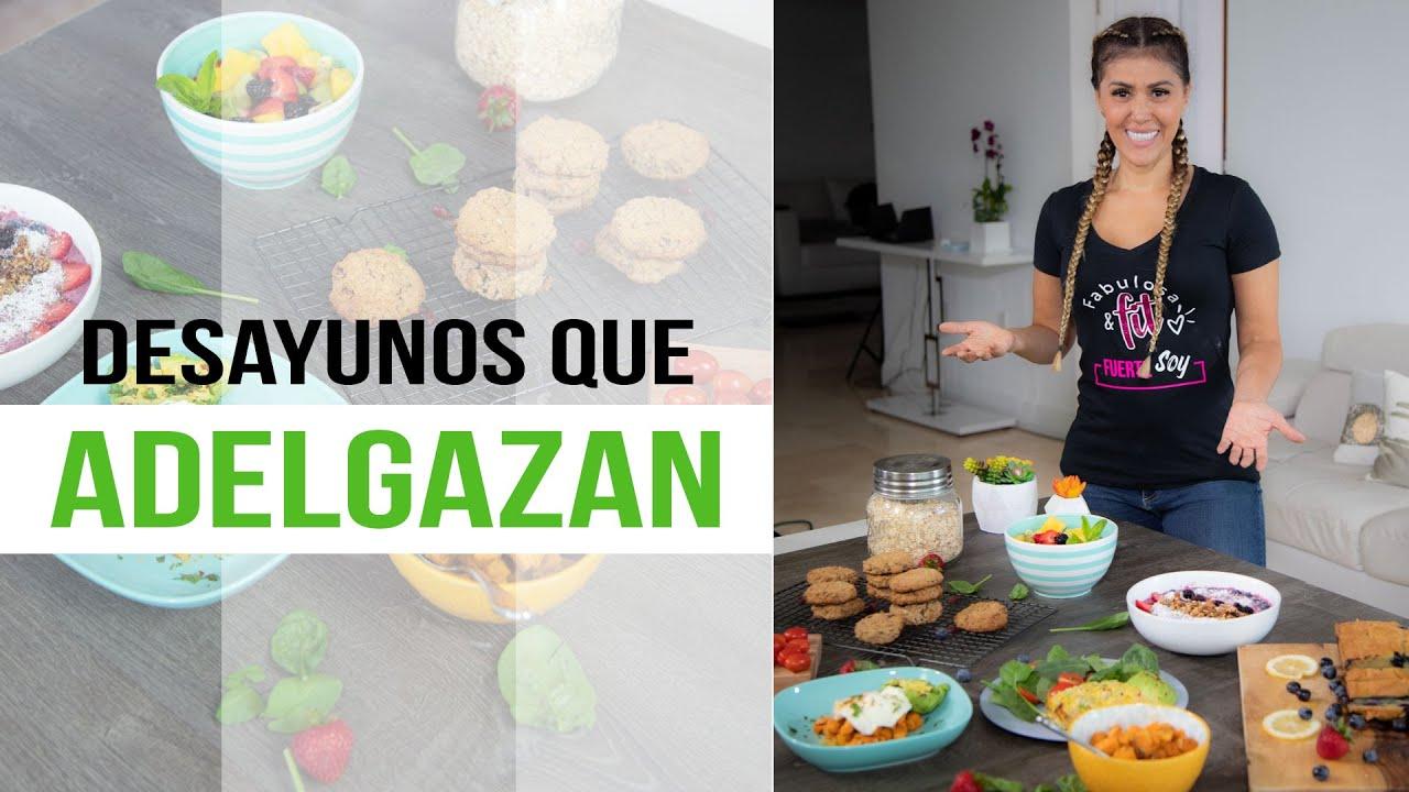 ¡Desayunos que Adelgazan! Recetas Paleo, Keto, Vegetariana y Vegana
