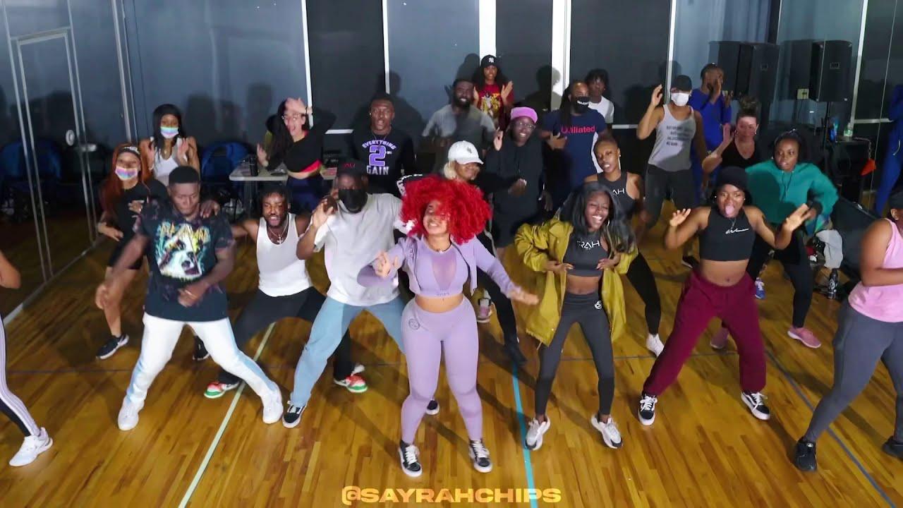Download Enjoy - Tekno  SayRahChips Dance class